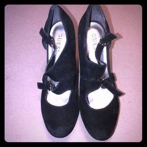 Absolutely stunning guess heels high end